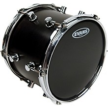 Resonant Black Tom Drumhead 10 in.