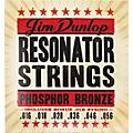Dunlop Resonator Guitar Phosphor Bronze String Set thumbnail