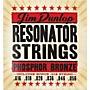 Dunlop Resonator Guitar Phosphor Bronze String Set