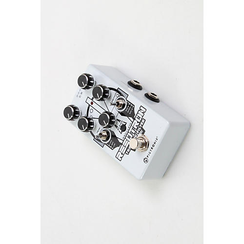 Pigtronix Resotron Filter Effects Pedal Condition 3 - Scratch and Dent Regular 194744148941