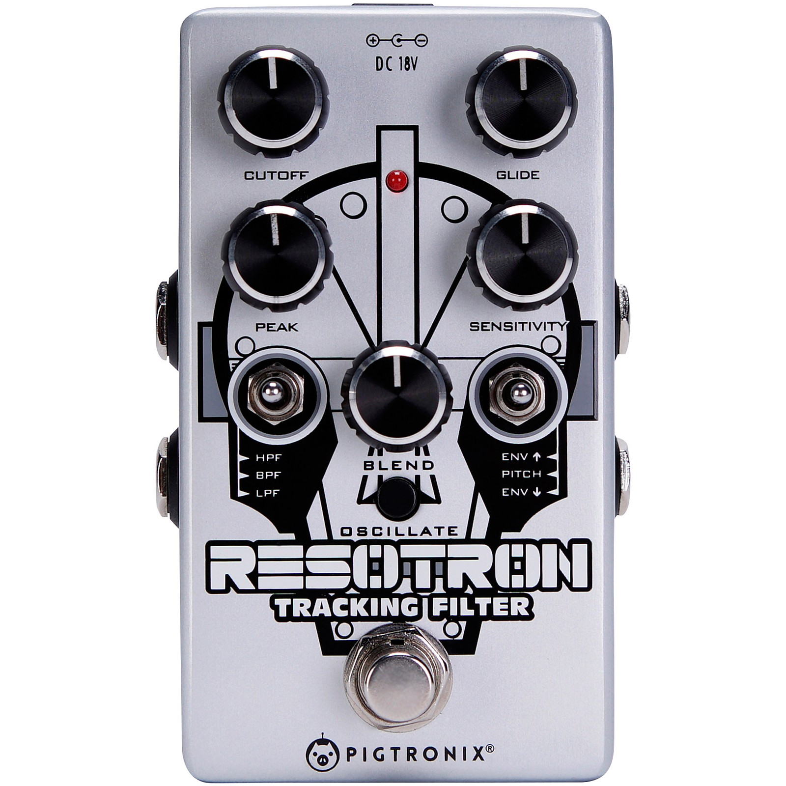 Pigtronix Resotron Filter Effects Pedal
