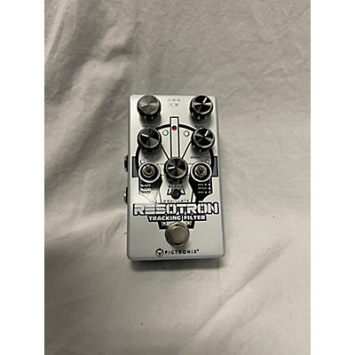Pigtronix Resotron Tracking Filter Effect Pedal