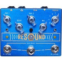 Open Box Cusack Music Resound Reverb Guitar Effects Pedal