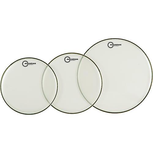 Aquarian Response 2 Standard Drumhead Pack