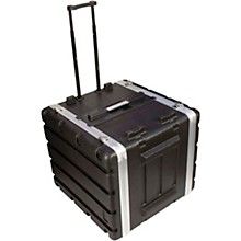 Ultimate Support Restock DuraCase UR-10LTH Rolling 10-Space Rackmount Case