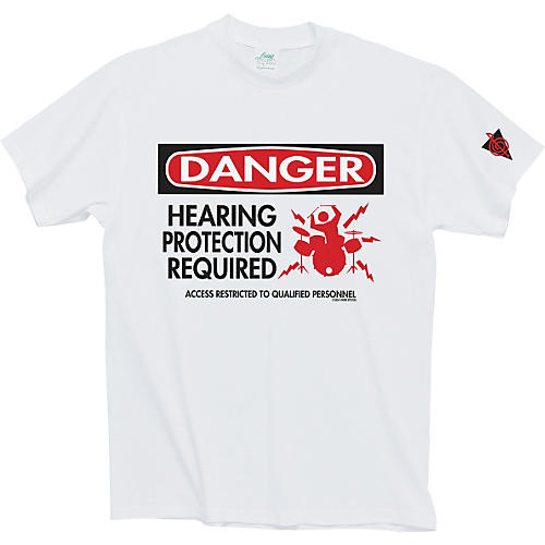 Musician's Friend Restricted Drums T-Shirt