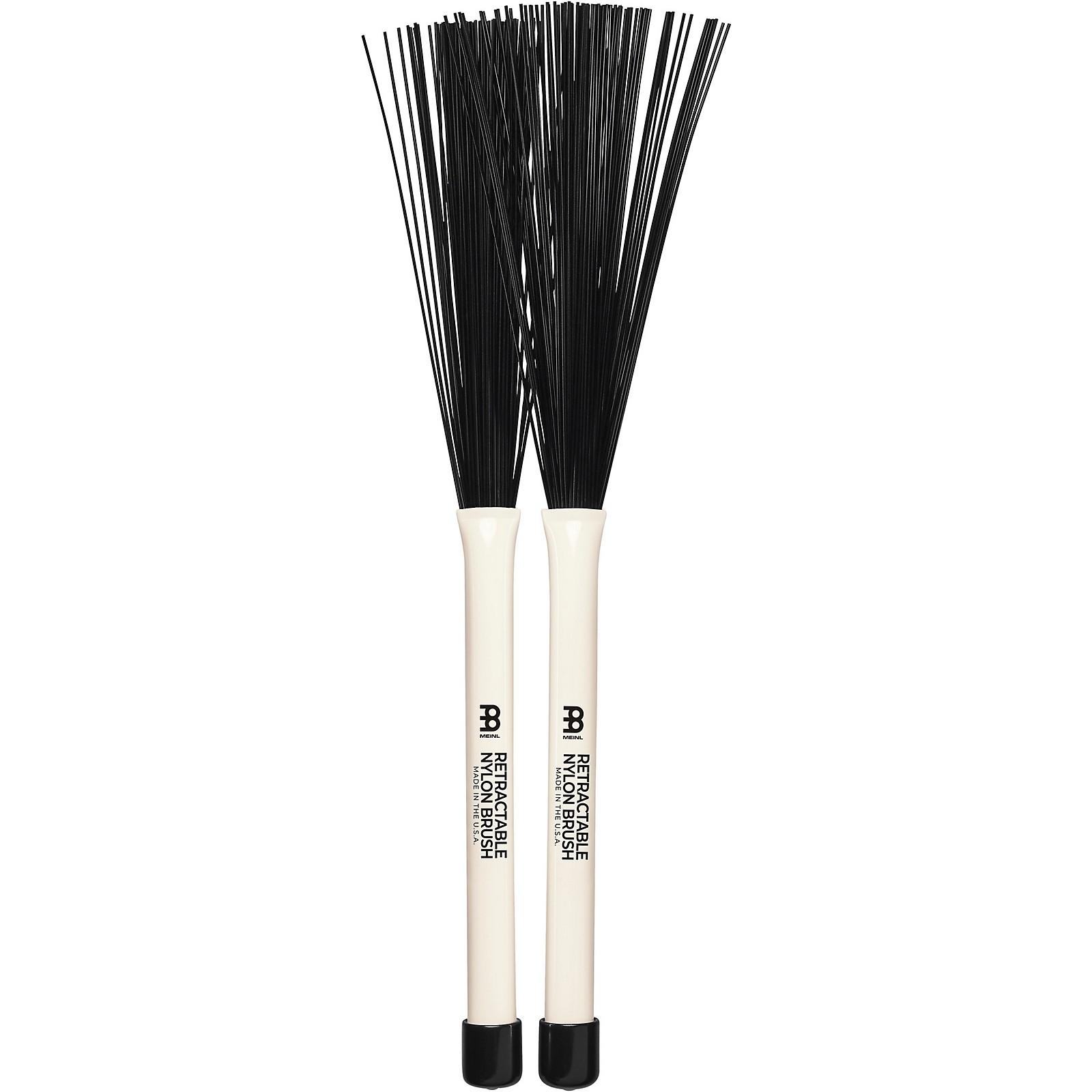 Meinl Stick & Brush Retractable Nylon Brushes