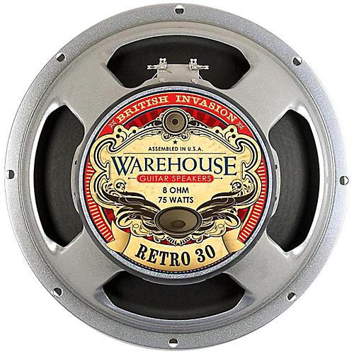 Warehouse Guitar Speakers Retro 30 12