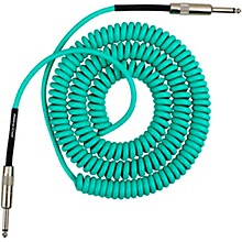 Lava Retro Coil 20 Foot Instrument Cable Straight to Straight Assorted Colors