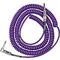 Lava Retro Coil 20-Foot Silent Instrument Cable Straight-Right Angle, Assorted Colors thumbnail