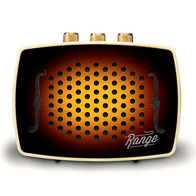BEM Wireless Retro-Design Bluetooth Speaker with 40 Ft.  Range, 8 Hr. Playtime and Rechargeable Battery