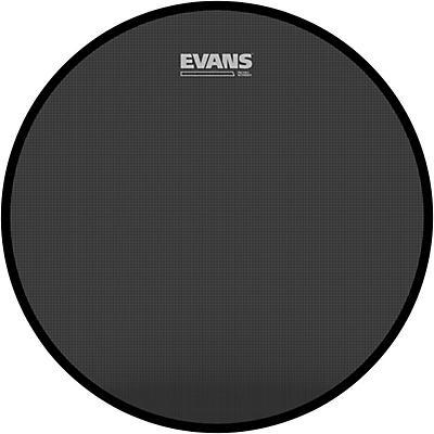 Evans Retro Screen Front Bass Head Black