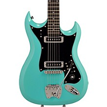 Retroscape Series H-II Electric Guitar Aged Sky Blue