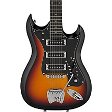 Retroscape Series H-III Electric Guitar 3-Tone Sunburst