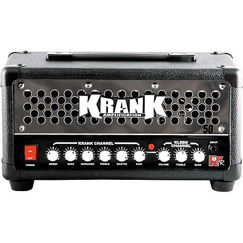 Krank Rev Jr Pro 50W Tube Guitar Amp Head