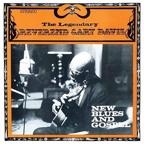 Alliance Rev. Gary Davis - New Blues and Gospel