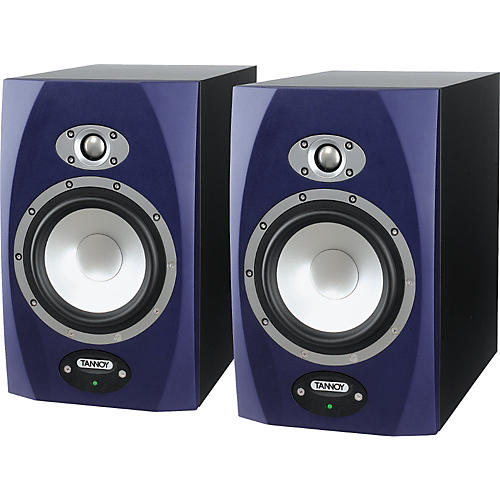 Tannoy Reveal 6D Active Studio Reference Monitors