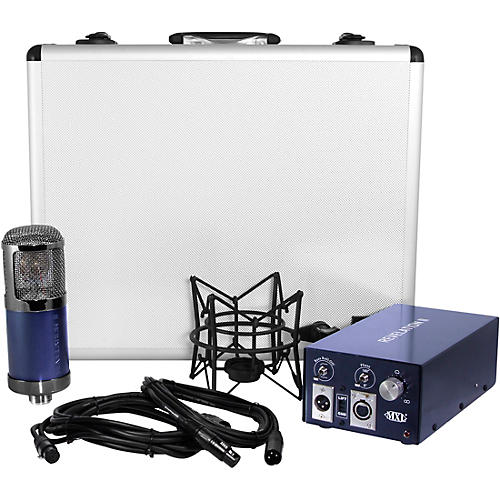MXL Revelation II Variable Pattern Tube Condenser Microphone Dark Violet
