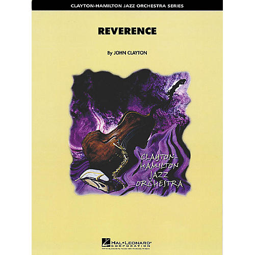 Hal Leonard Reverence Jazz Band Level 5 Composed by John Clayton