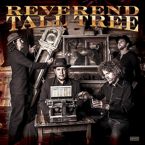 Alliance Reverend Tall Tree - Reverend Tall Tree