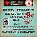 Dunlop Reverend Willy's Electric Guitar String Set - Light thumbnail