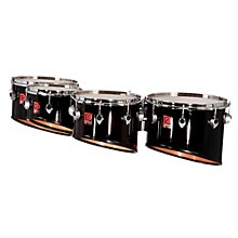 Revolution Series Quads 10 in. Ebony Black Lacquer