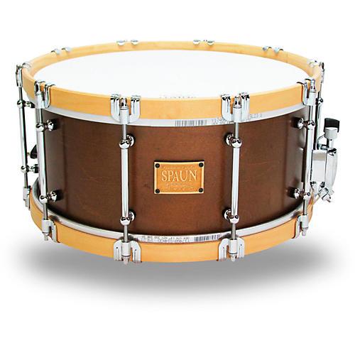 Spaun Revolutionary Wood Hoop Snare Drum