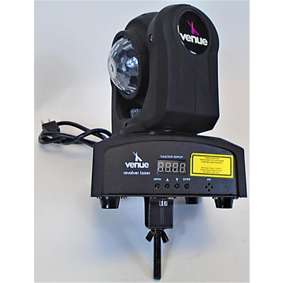 Venue Revolver Laser Lighting Effect