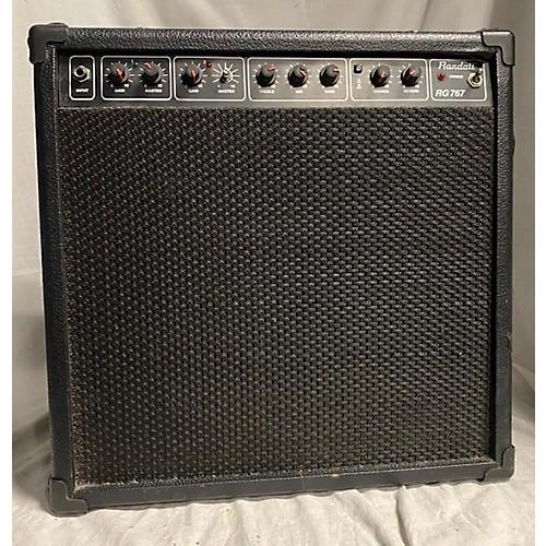 Rg767 Guitar Combo Amp