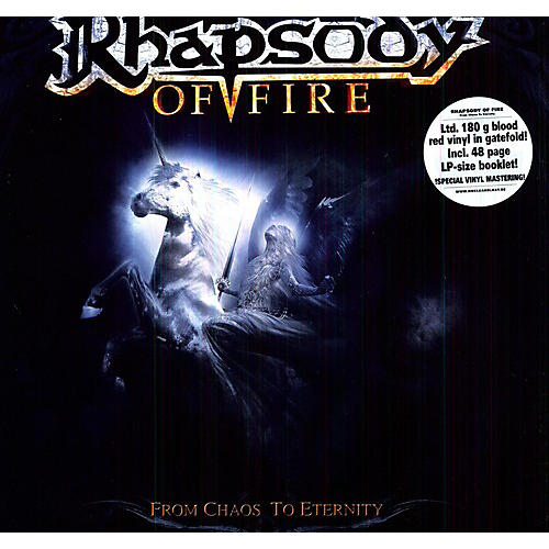 Alliance Rhapsody of Fire - From Chaos to Eternity