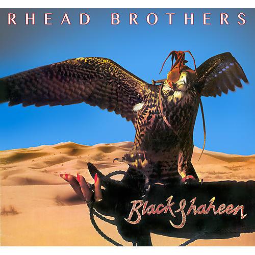 Alliance Rhead Brothers - Black Shaheen