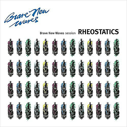 Alliance Rheostatics - Brave New Waves Session