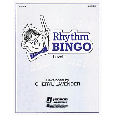 Hal Leonard Rhythm Bingo Level 1 (Game)