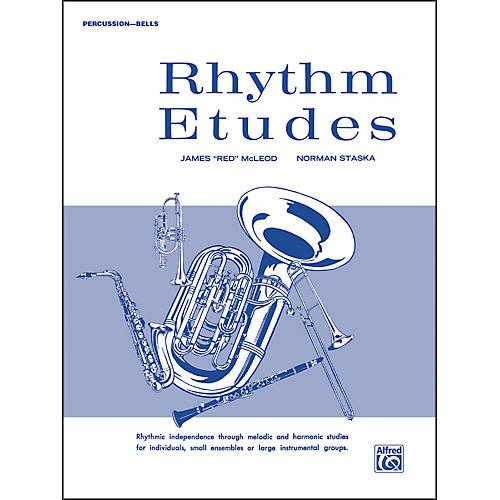 Alfred Rhythm Etudes Percussion (Bells)