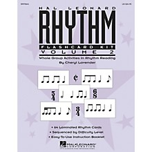 Hal Leonard Rhythm Flashcard Kit Vol. 2
