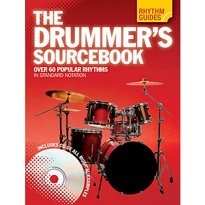 Music Sales Rhythm Guides: The Drummer's Sourcebook Drum Instruction Series Softcover with CD Written by Various