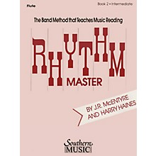 Southern Rhythm Master - Book 2 (Intermediate) (Tenor Saxophone) Southern Music Series  by Harry Haines