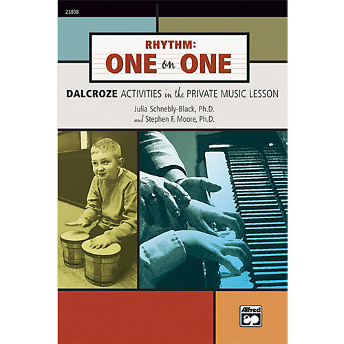 Alfred Rhythm: One on One Book