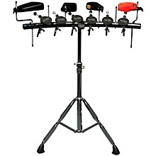 Rhythm Rack Percussion Mounting System 6 Paddles
