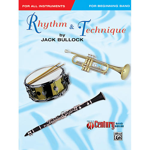 Alfred Rhythm & Technique Band Supplement