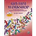 Alfred Rhythm Workshop (Book/CD) thumbnail