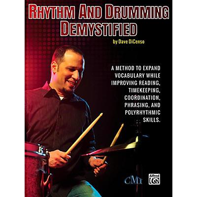 Alfred Rhythm and Drumming Demystified Book