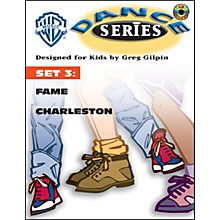 Alfred Rhythm and Movement WB Dance Series Set 3: Fame and Charleston Book & CD Lyric/Choreography Pack