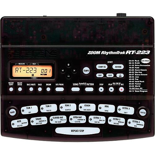 Zoom RhythmTrak RT- 223 Drum Machine