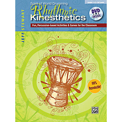 Alfred Rhythmic Kinesthetics Book & DVD