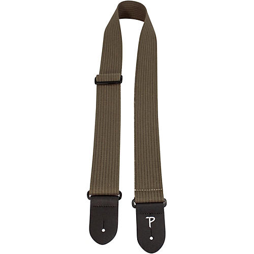 Perri's Ribbed Cotton Guitar Strap