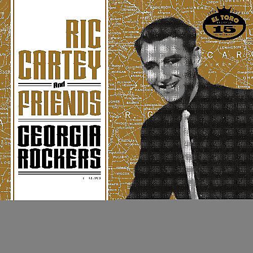 Alliance Ric Cartey - Ric Cartey & Friends-Georgia Rockers / Various