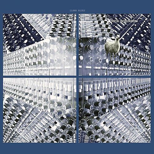 Alliance Rich Robinson - Llama Blues EP