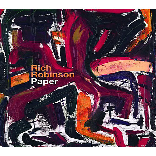 Alliance Rich Robinson - Paper