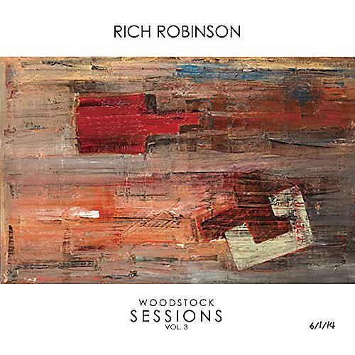 Alliance Rich Robinson - Woodstock Sessions